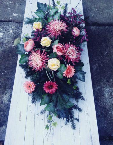 dekoracja na groby